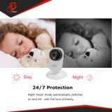 720p/Megapixel CCTV-Überwachung drahtlose WiFi Haupt-IP-Kamera