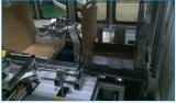 Rectángulo automático que forma la máquina con el PLC de Siemens