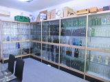 375ml de la edición especial de Plaza de la botellas de licor botellas de vidrio claro
