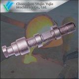Pezzo fuso di sabbia professionale di alta esattezza di alta precisione con lavorare di CNC