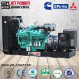 Cummins Engine Kta50-G3 mit Stamford Lvi634G 1250kVA 1000kw Diesel-Generator