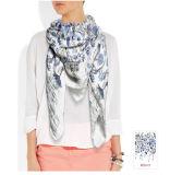 Modo di seta personalizzato della sciarpa