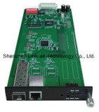 Media-Konverter 10g des Ethernet-10g Unterseite-t zu 10g niedrigeres SFP+