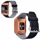 Cinturino di vigilanza molle del silicone di alta qualità per Fitbit ionico