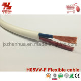 Witte CCA Flexibele Kabel 2core 1.5mm 2.5mm 4.0mm 300/500V