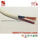 Белый ОАС гибкий кабель 2core 1,5 мм 2,5 4.0mm 300/500V