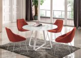 Color 다른 Wholesale Woven Polyestere Dining 옆 의자