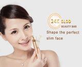 impulso facciale dorato del Massager 24K per la barra di energia di bellezza di Skincare