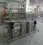 500 zg Auto Electrodeionization ЭДИ Ultra бумагоделательной машины для очистки воды для медицины и фармацевтическая продукция