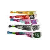 Leitor de RFID de tecido de alta qualidade Sport Bracelete Pulseira de tecidos