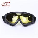 Airsoft X.400-Schutzbrille-windundurchlässige UVschutz-Glas-im Freiensport-Sonnenbrillen