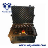 dds High Power Full Band Vehicle Military Convoy Protection Roof Mounted Eod System 25-6000MHz Signal Jammer