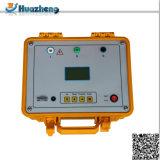 10kv Micro l'ohmmètre numérique, 10kv Testeur de résistance d'isolement Megger