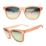 La promotion de gros logo personnalisé avec lentille de lunettes de soleil lunettes polarisées