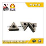 Изготовление резца вольфрамокарбидного сплава минералометаллокерамики Tnmg Zhuzhou Фабрикой