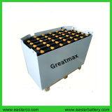 Longue batterie solaire du lithium LiFePO4 de la batterie d'accumulateurs de vie de cycle 60V 520ah