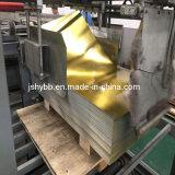 Prezzo rivestito della latta della lamiera di acciaio dello stagno del commestibile