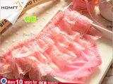 귀여운 Style Strappy Lace Mesh 공주 숙녀 섹시한 소녀 투명한 내복