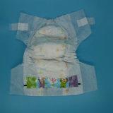 Venda por grosso de grau B Sleep Stocklots descartáveis fraldas fraldas para bebé