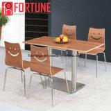 Amerian Castanha grossista Industrial Restaurante Retro cadeiras e mesas de café (FOH-BC01)