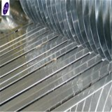 Kaltgewalztes halbes Kupfer 201 Ba-Edelstahl-Streifen