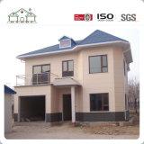 Maison en acier préfabriquée de construction préfabriquée de Chambre de villa de Struture