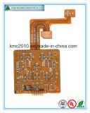 2 층 코드 PCB 침수 금