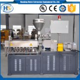 Mini machine jumelle d'extrudeuse de granulatoire de la vis LDPE/HDPE/PP/PE/PA