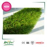 景色の庭の装飾的な人工的な泥炭の人工的な草