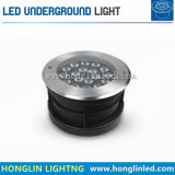 Percorso sotterraneo esterno LED del cortile dell'indicatore luminoso del giardino di IP65 LED esterno