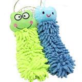 Essuie-main de main animaux promotionnels de maison de cuisine de Chenille de modèle Microfiber Handtowels à la maison