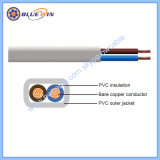 CCA 지휘자 PVC에 의하여 격리되는 낮은 전압 PVC 전기 CCA 케이블
