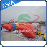 Gotas infláveis da catapulta da água da bóia da água da promoção/água/saco ar de Infatable/gota do iate