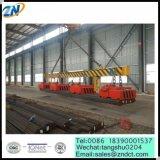 Ímã MW18-17070L/2 de levantamento de alta temperatura para segurar o Rebar empacotado e o aço perfilado