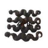 Cabelo natural do brasileiro do Virgin do cabelo de Remy da onda do corpo da classe 7A