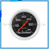 mètre automatique de pression d'acier inoxydable de 65mm