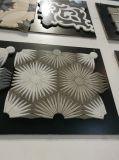 Мозаика плитки мозаики конструкции цветка белая мраморный водоструйная