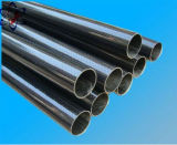 Fibra de carbono del tubo de escape móvil automática
