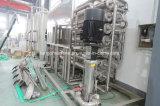 Автоматическая стеклянную бутылку фруктовый сок заполнение производственной линии розлива напитков