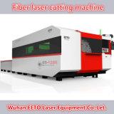 1500W Machine de découpe laser à fibre métallique avec double Table
