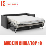 침대 디자인이 딸린 인도 현대 작풍 Foldable 소파