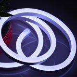 Для поверхностного монтажа на открытом воздухе 2835 R/G/B/Y/W рождественские украшения LED Neon Flex лампа