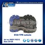 、エヴァの安いスニーカーOutsole唯一の中国の工場スポーツPhylon高品質のエヴァの足底