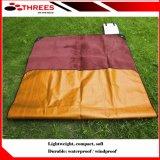 羊毛(1801003)が付いている全天候用屋外の柔らかい存続毛布