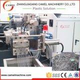 두 배 단계 비닐 봉투 플레스틱 필름 Recycliny 기계 또는 알갱이로 만들기 기계 작은 알모양으로 하기 기계
