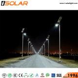 20W de alta potência da bateria de lítio de lâmpada de Rua Solar