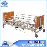 [ب5092] مصنع مباشرة كهربائيّة بينيّة خشبيّ عناية سرير مع فولاذ [سد ريل]