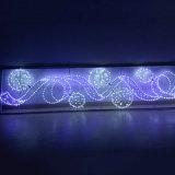 Luz LED de la calle personalizados de Navidad Decoración de vacaciones