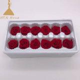 永久によのユンナンクンミンの赤のローズの花の卸売