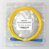 Fibra Patchcord ottico dello Sc di conformità 0.2dB di CPR En50575 di FTTX/FTTH